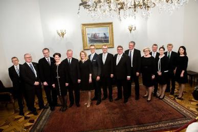 Suomen turvallisuuden päättäjät