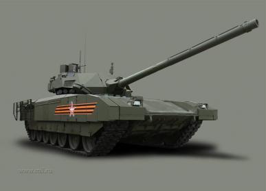 Armata – Putinin uusi panssariperhe