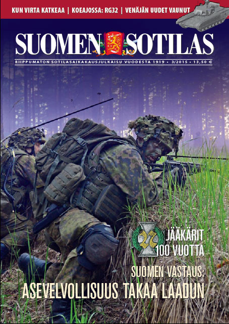 Suomen Sotilas 3/2015