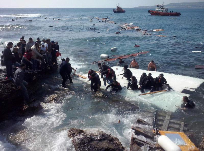 Välimeren ihmisruletille loppu