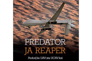 Predator ja Reaper