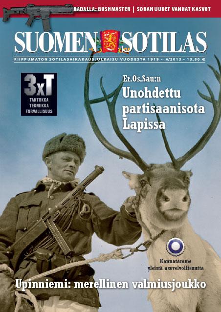 Suomen Sotilas 6/2013