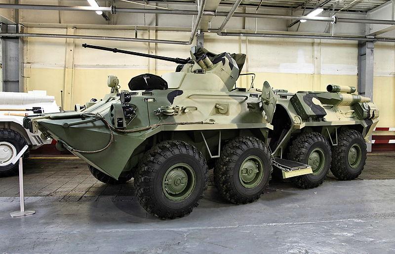 Venäjän moottoroitu jalkaväki