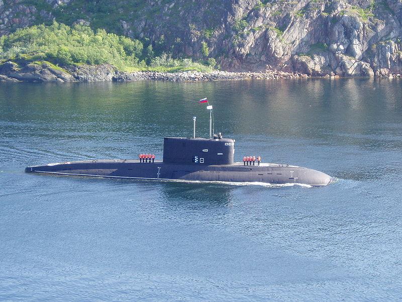 Kaksi vai neljä kiloa – sukellusveneitä
