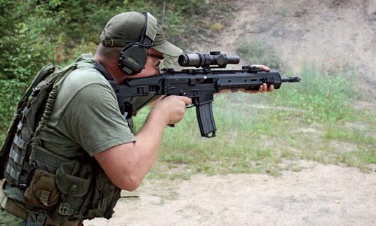Rynnäkkökiväärien uusi sukupolvi