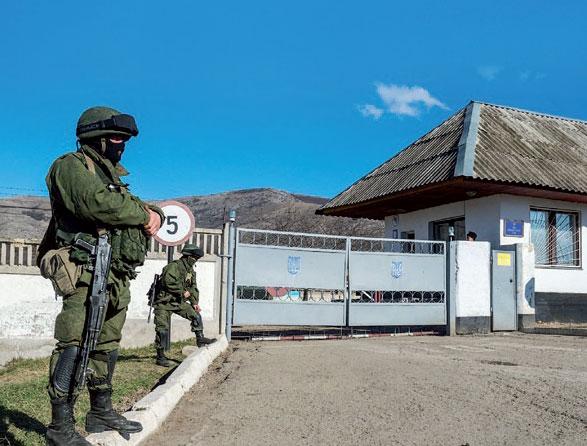 Venäjän rikos Krimillä