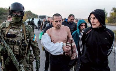 Itä-Ukrainan ulkopuolinen voima