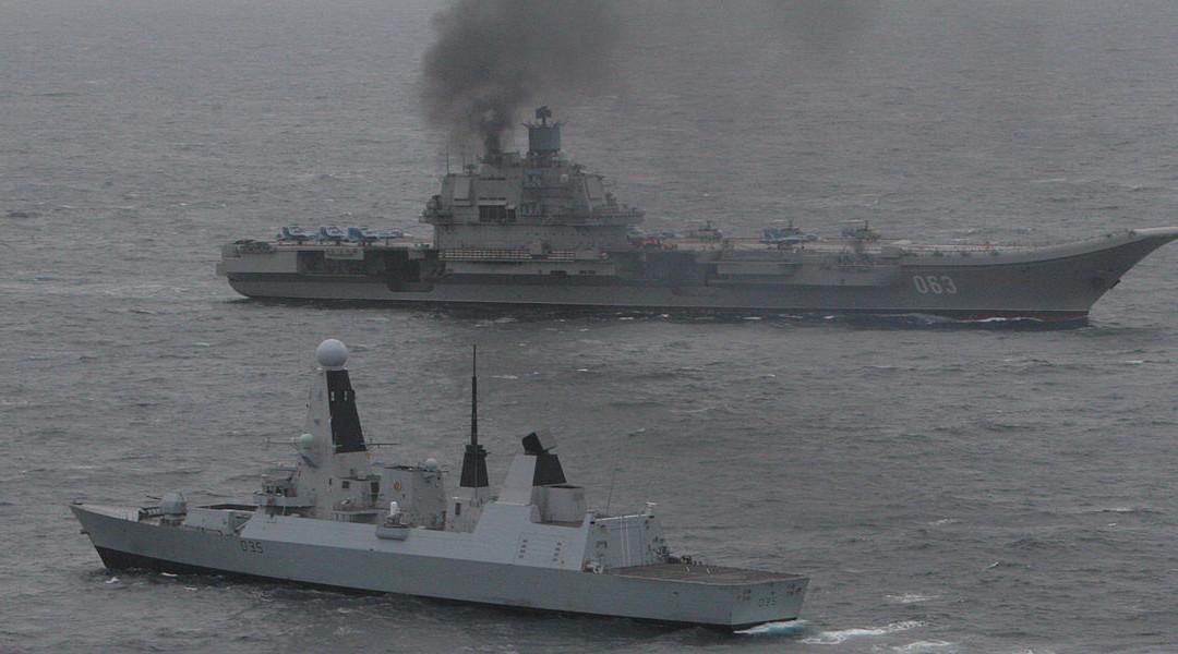 Venäjän laivasto ruostuu rantaan