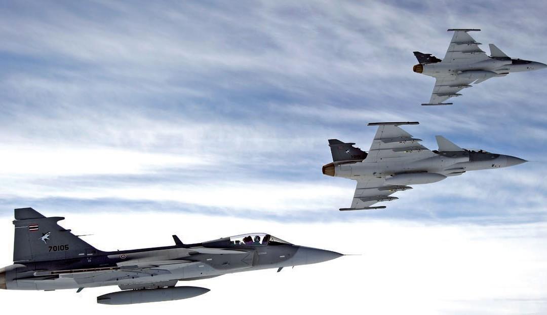 Next Generation – Saab JAS 39 E/F Gripen