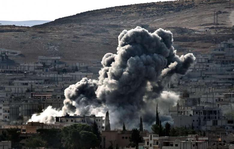 Taistelu Kobanesta