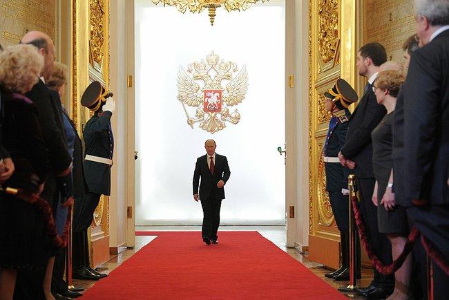 Putinin Venäjän uusi doktriini