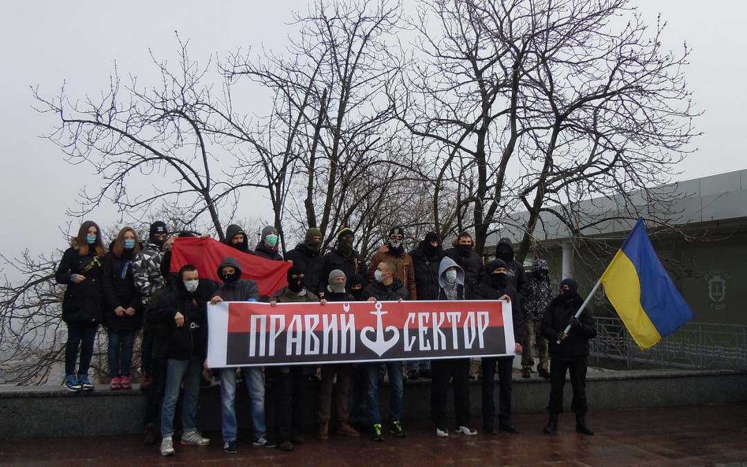 Ukrainan tulevaisuuden tekijä