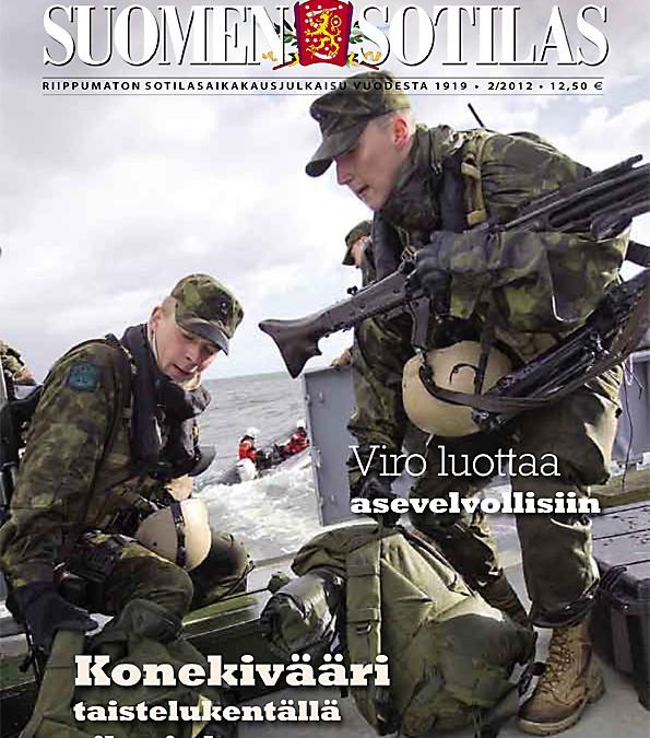 Suomen Sotilas 2/2012