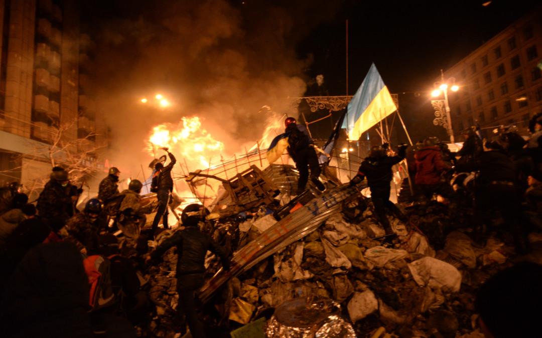 Toivo elää vapaasta Ukrainasta