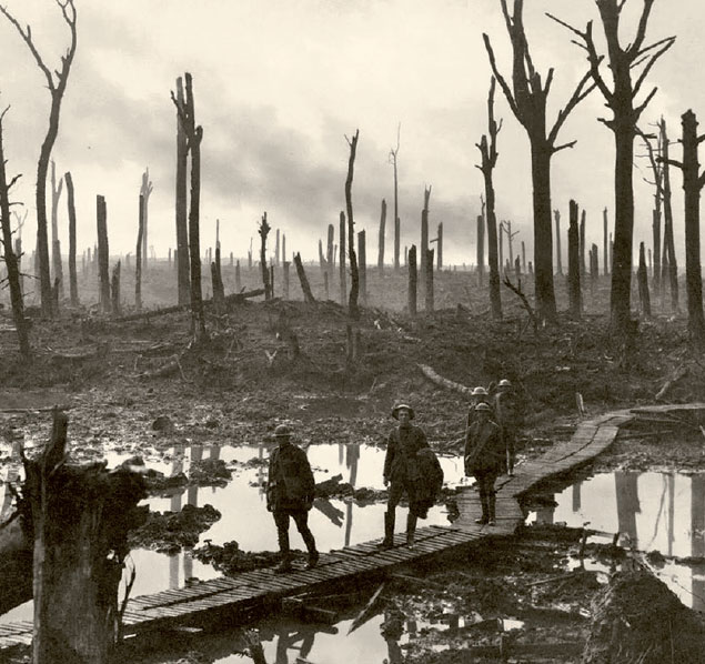 Ensimmäisen maailmansodan alkamisesta sata vuotta