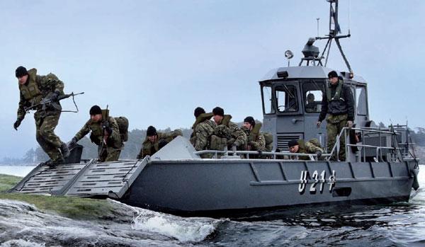 Upinniemi – merellinen valmiusjoukko