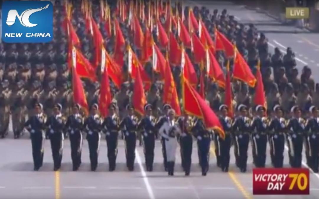 Pekingin mittakaavalla