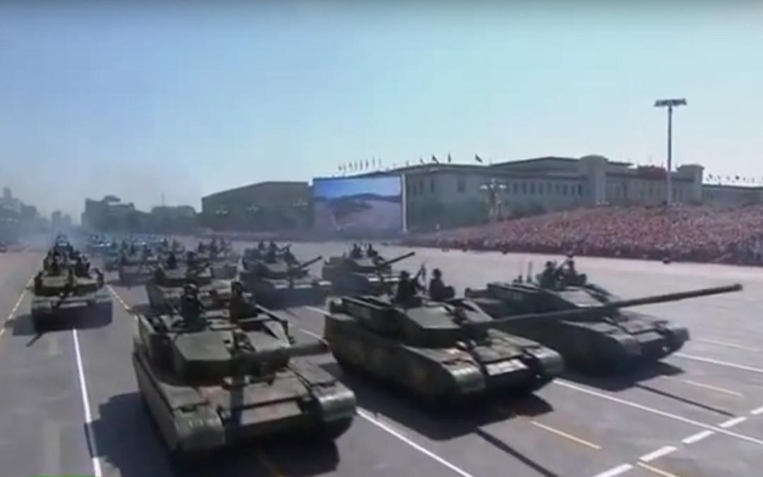 Yllätysilmoitus: Kiina vähentää joukkojaan 300.000:lla