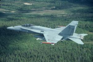Hornet_puolustusvoimat