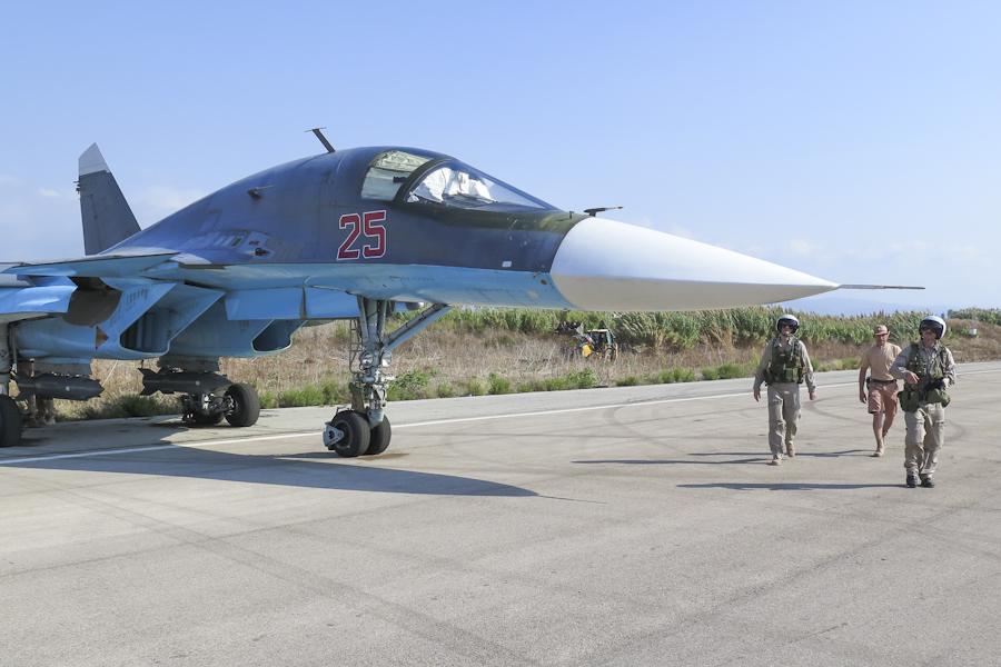 Venäjän ilmavoimaa Syyriassa: näyttävää vai tehokasta