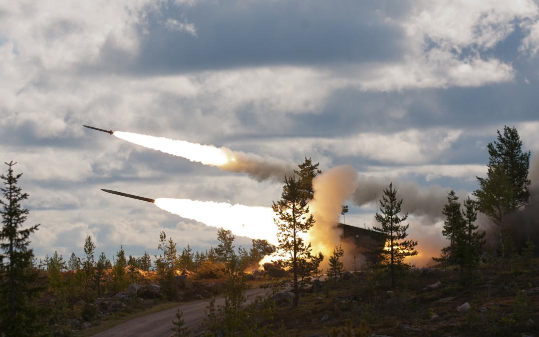 Vaihtoehtoinen taistelukärki Suomen raskaalle raketinheittimelle