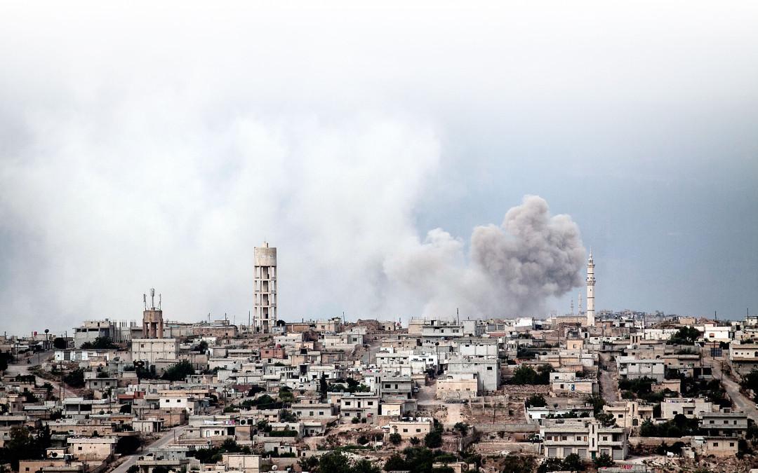 Venäjän geopoliittiset tavoitteet Syyrian sisällissodassa