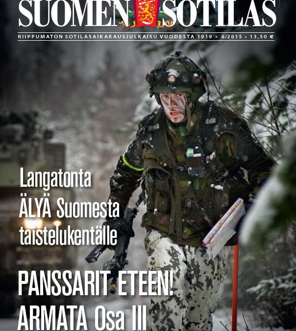 Suomen Sotilas 6/2015