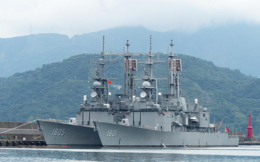 Taiwan ostaa aseita Yhdysvalloista