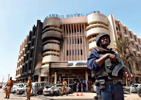 Burkina Fason hotelli-isku – jihadistien uusi strategia Länsi-Afrikassa