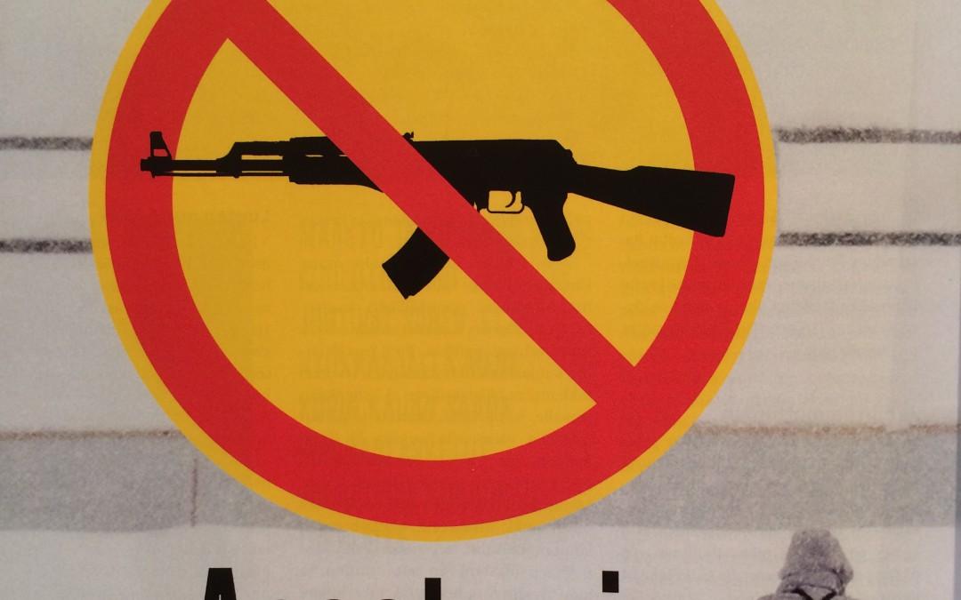 EU-komissio yrittää yhä ottaa aseet suomalaisilta