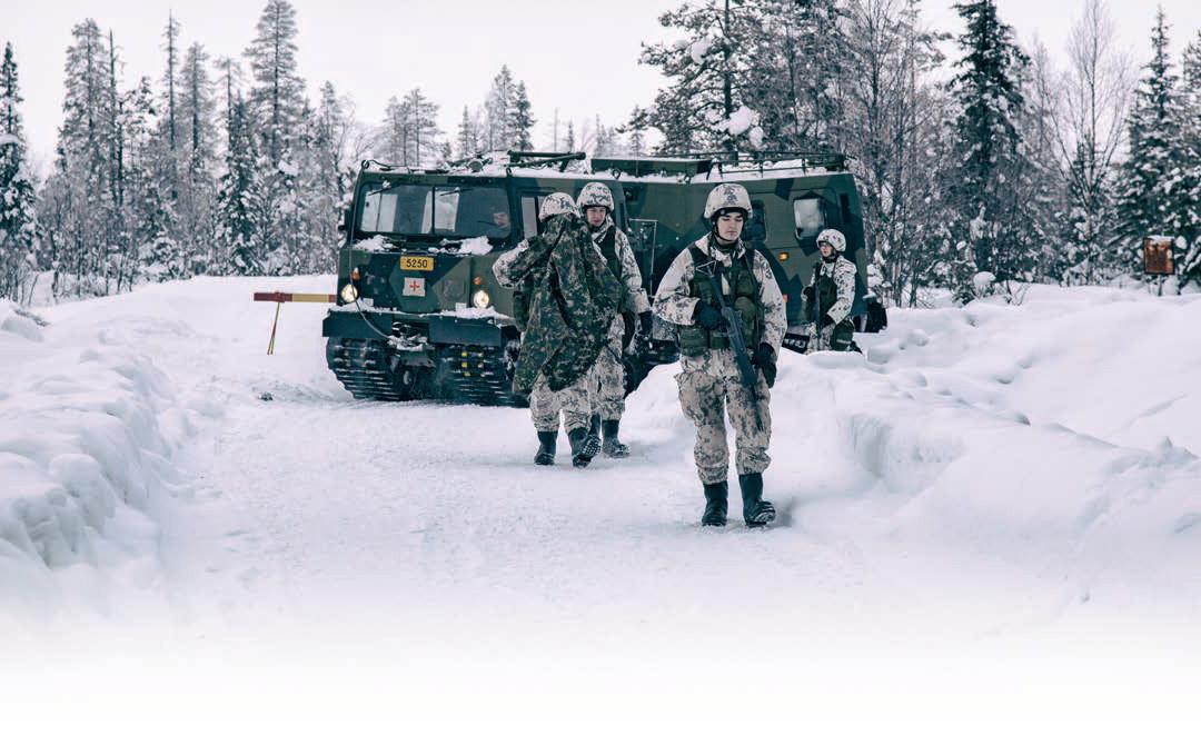 Maavoimien vaalikausi – puolustusministeri Jussi Niinistön haastattelu