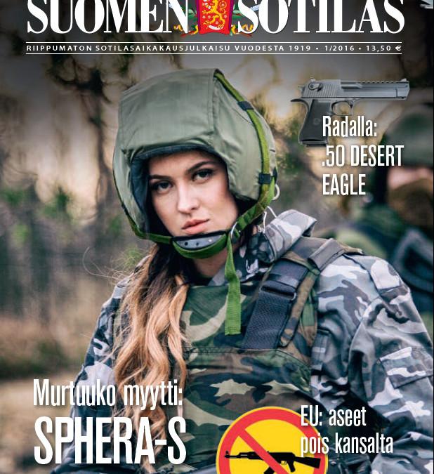 Suomen Sotilas 1/2016
