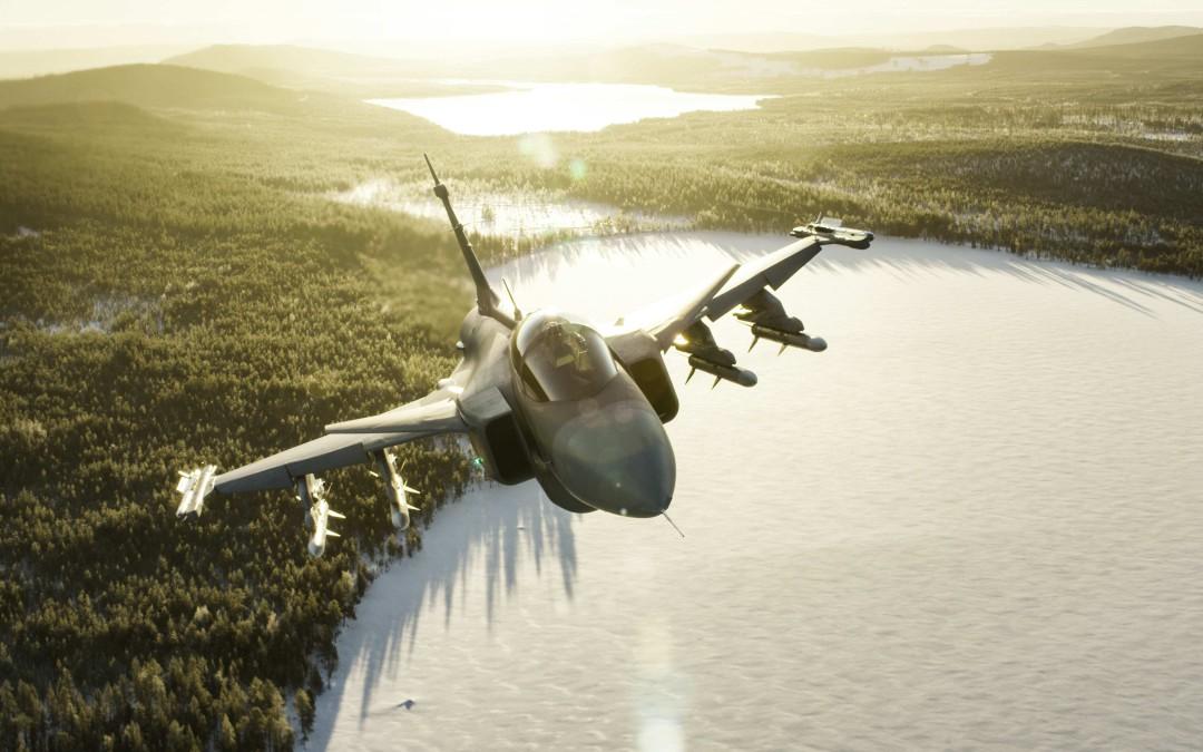 Saab Gripen E/F valmis jättämään lopullisen tarjouksen Suomelle