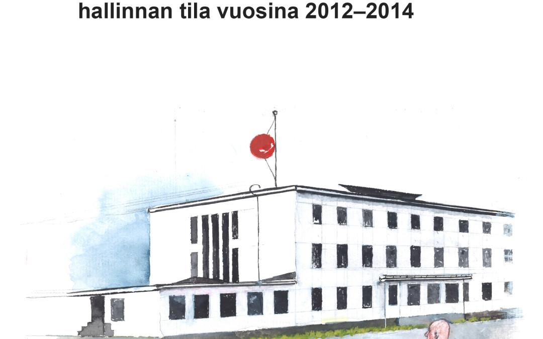 Onko Suomi tilanteen tasalla?