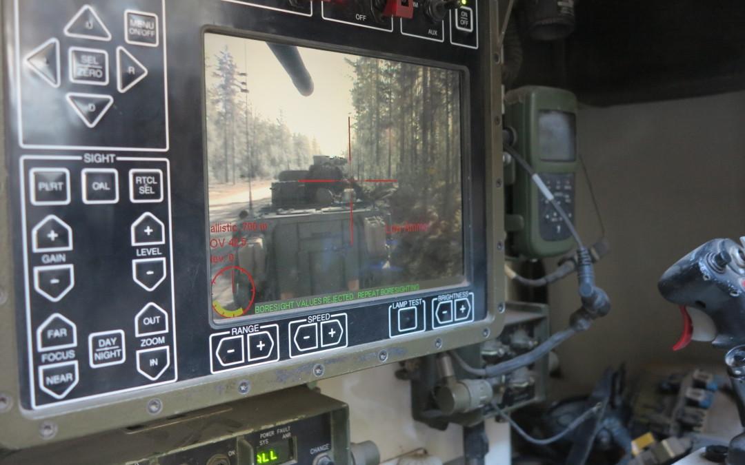 Suomen Sotilas tutustui ARROW-harjoituksen amerikkalaisjoukkoon