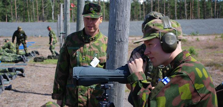 Suomen Reserviupseeriliitto täyttää 85 vuotta