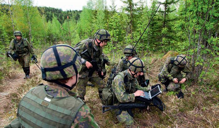 Kun johtaminen on syvältä – Puolustusvoimien organisaatiokulttuuri vaatii jyrkkää uudistamista