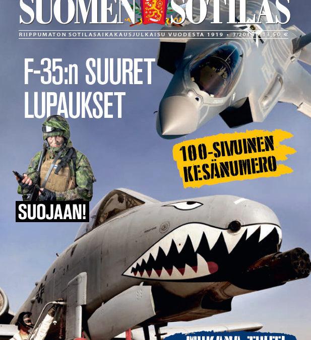 Suomen Sotilas 3/2016
