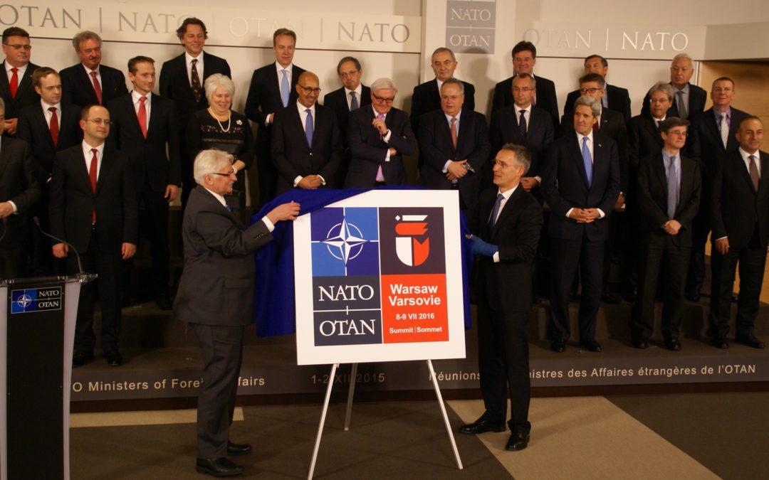 Suomen Sotilas NATO:n Varsovan huippukokouksessa