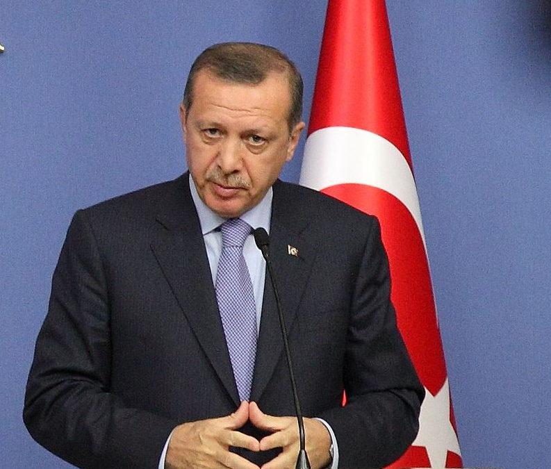 Erdoganin vallankaappaus