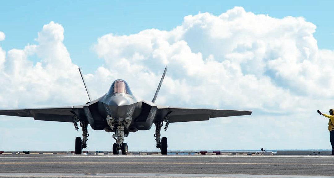 F-35:n suuret lupaukset