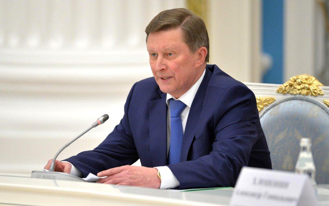Kremlin huipulla tuulee: Sergei Ivanov erotettu