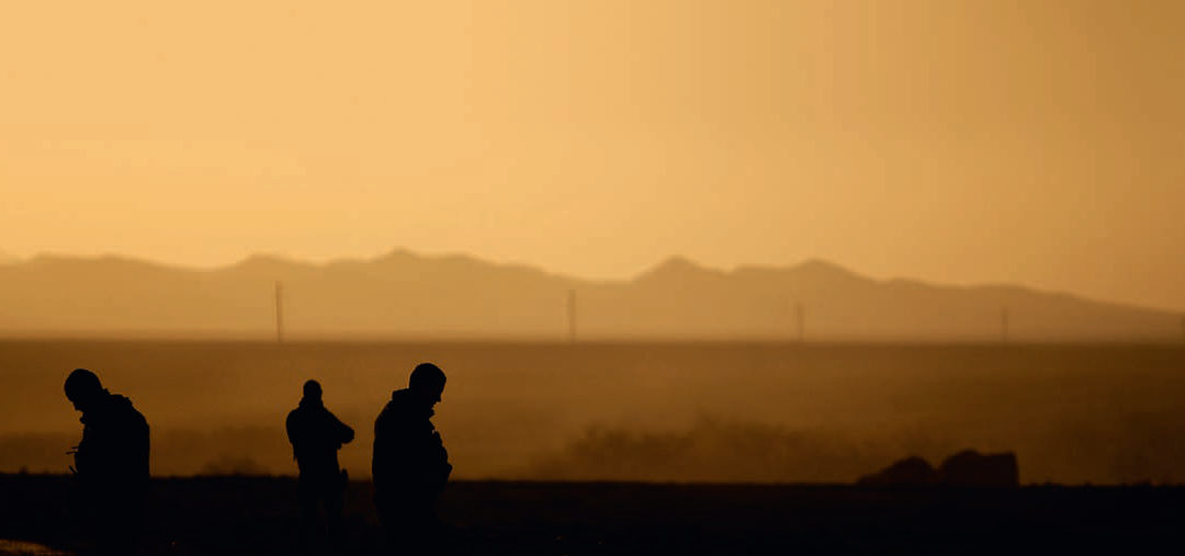 Afganistania uhkaa kaaos