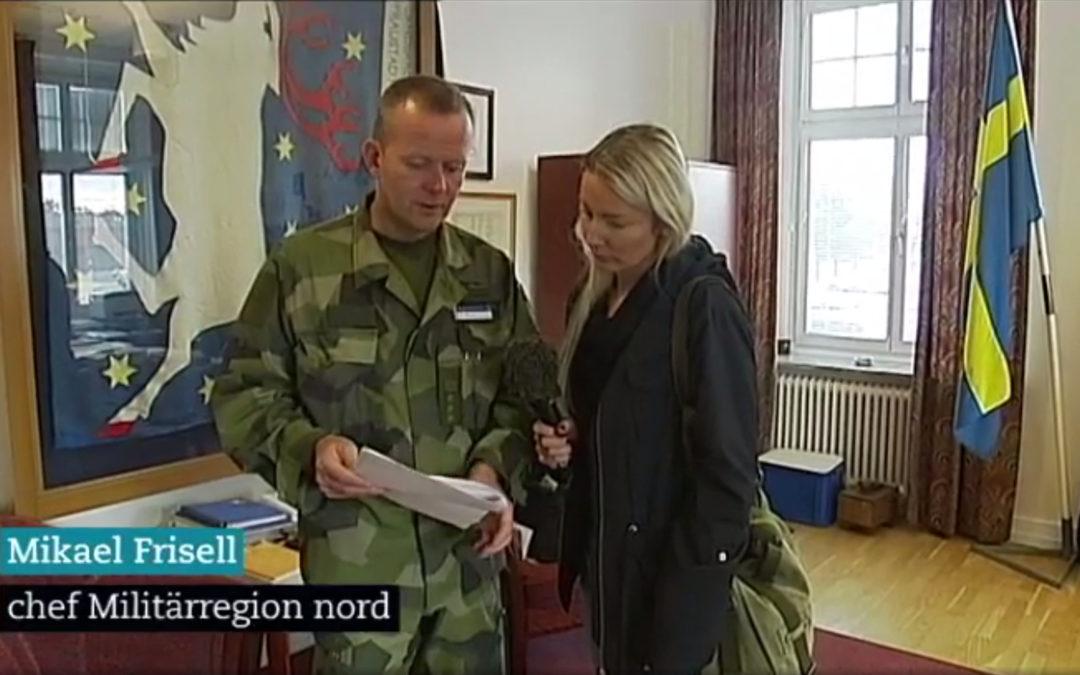 Venäläiset lisänneet vakoilua Pohjois-Ruotsissa