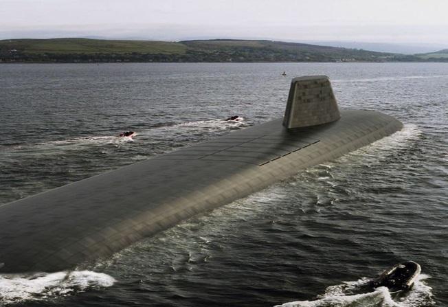 Trafalgarin vuosipäivä: Britannia päivittää ydinasepelotettaan