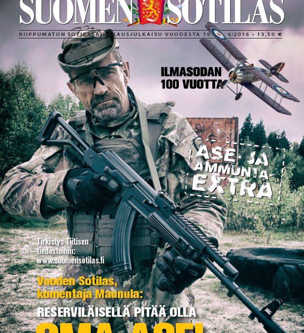 Suomen Sotilas 6/2016