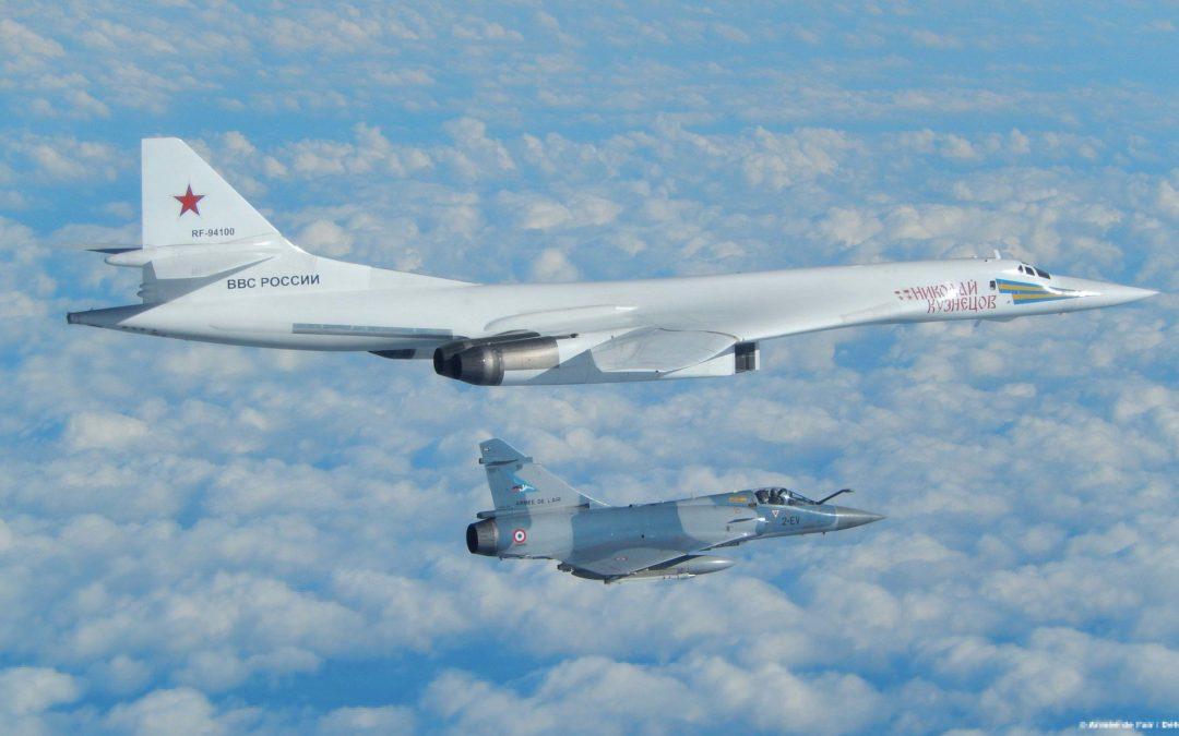 Venäjä harjoitteli pommituslentoja Länsi-Eurooppaan