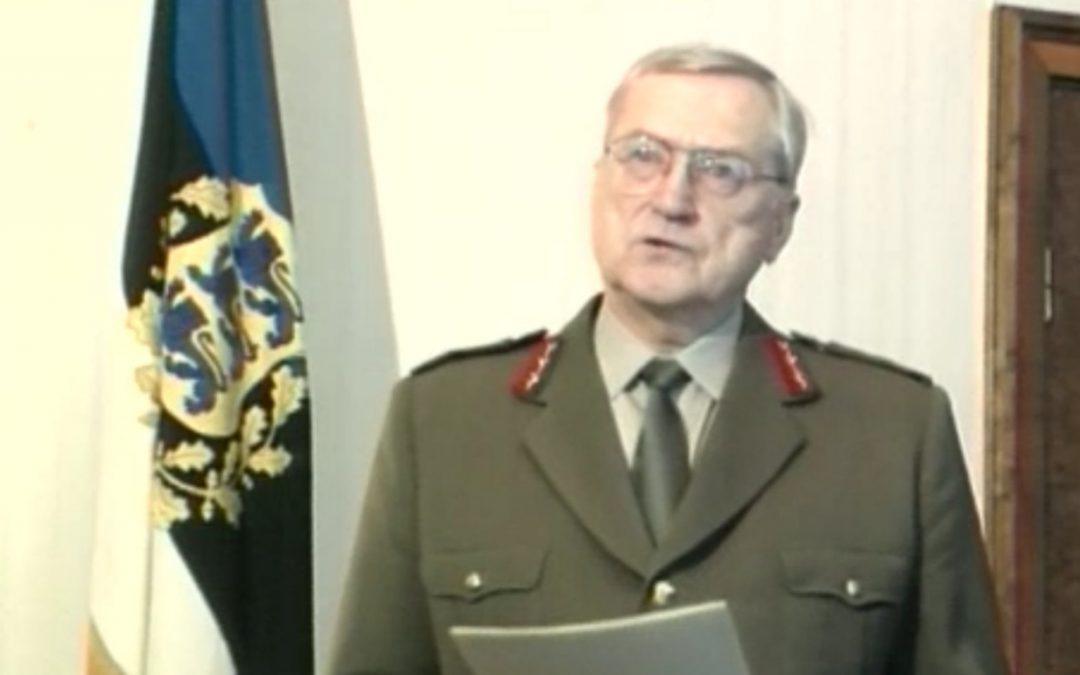 Kenraali Aleksander Einseln on kuollut