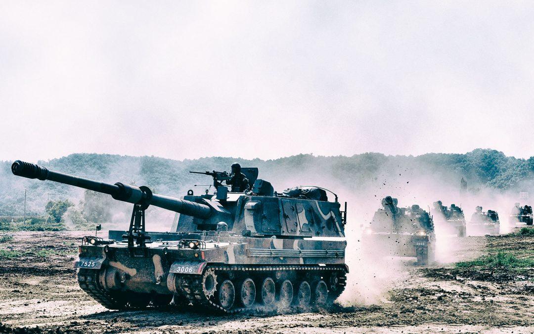Suomella lisäoptio K9-panssarihaupitseihin
