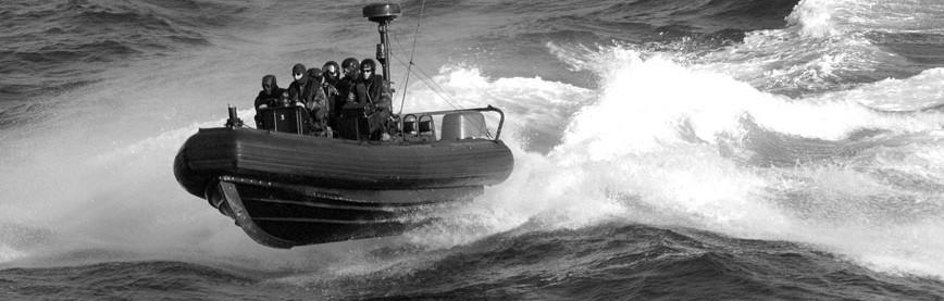 Zodiac Milpro on ammatti- ja sotilasveneiden markkinajohtaja